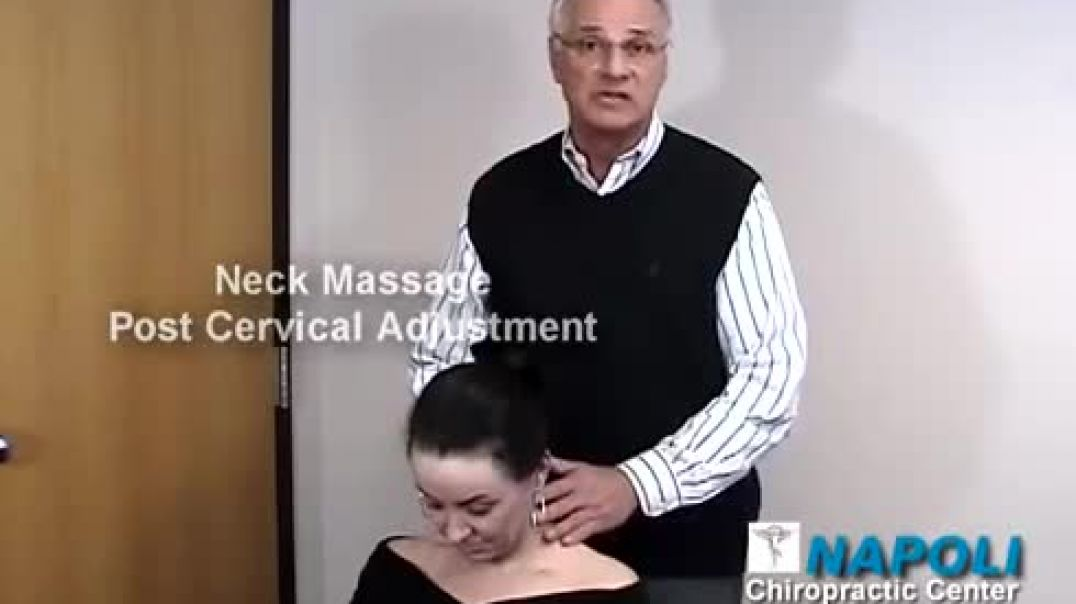 Neck Massage, Napoli Chiropractic Center.mp4