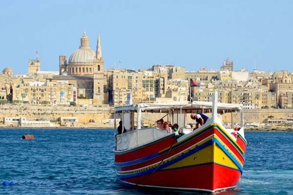 Highlights of a typical Valletta Grand Harbour tour