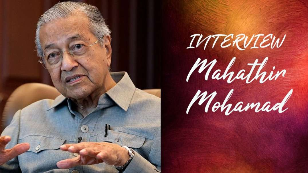 Malaysia's Grand Old Statesman Speaks Out