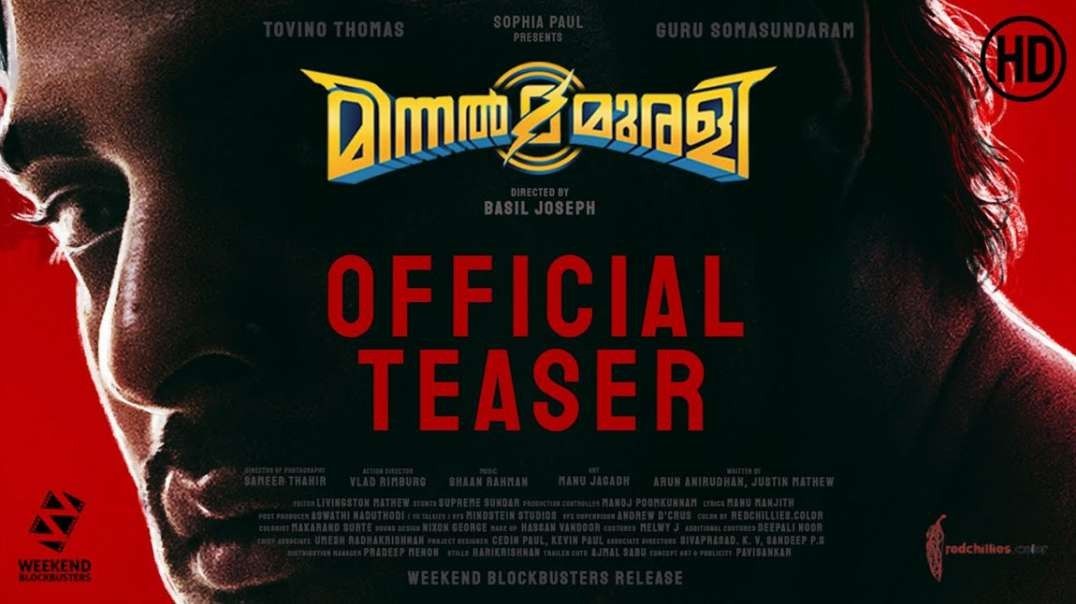 Minnal Murali Official Teaser
