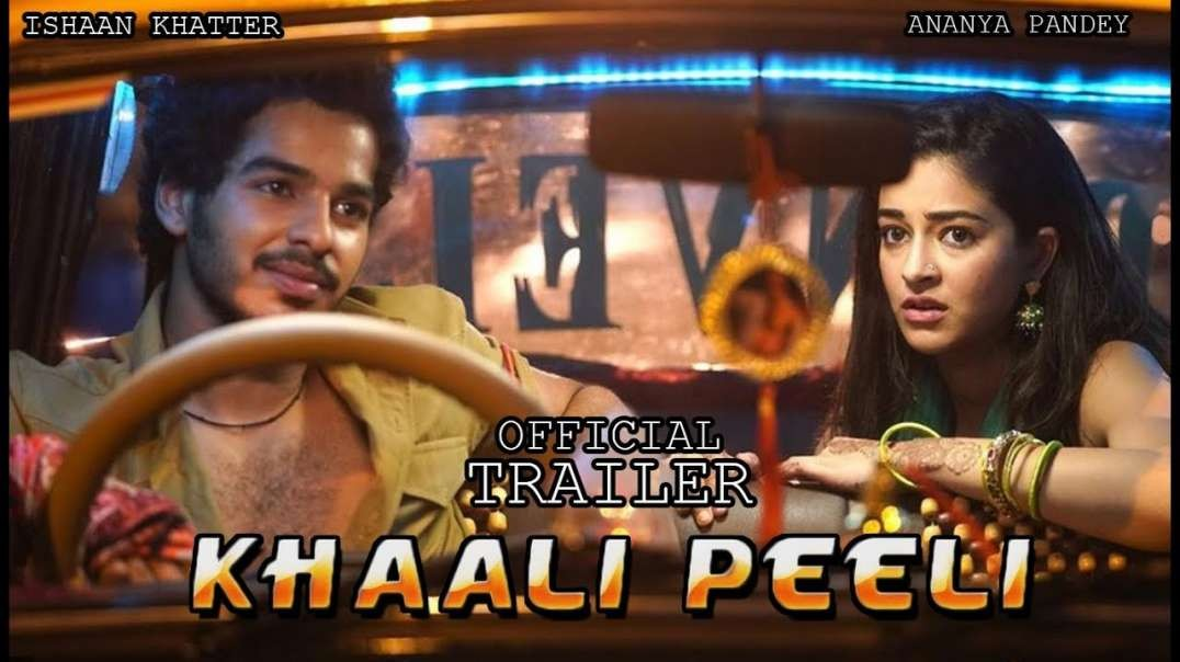 Khaali Peeli | Official Trailer | Ishaan Khatter | Ananya Panday | Maqbool Khan | Zee Plex | 2 Oct