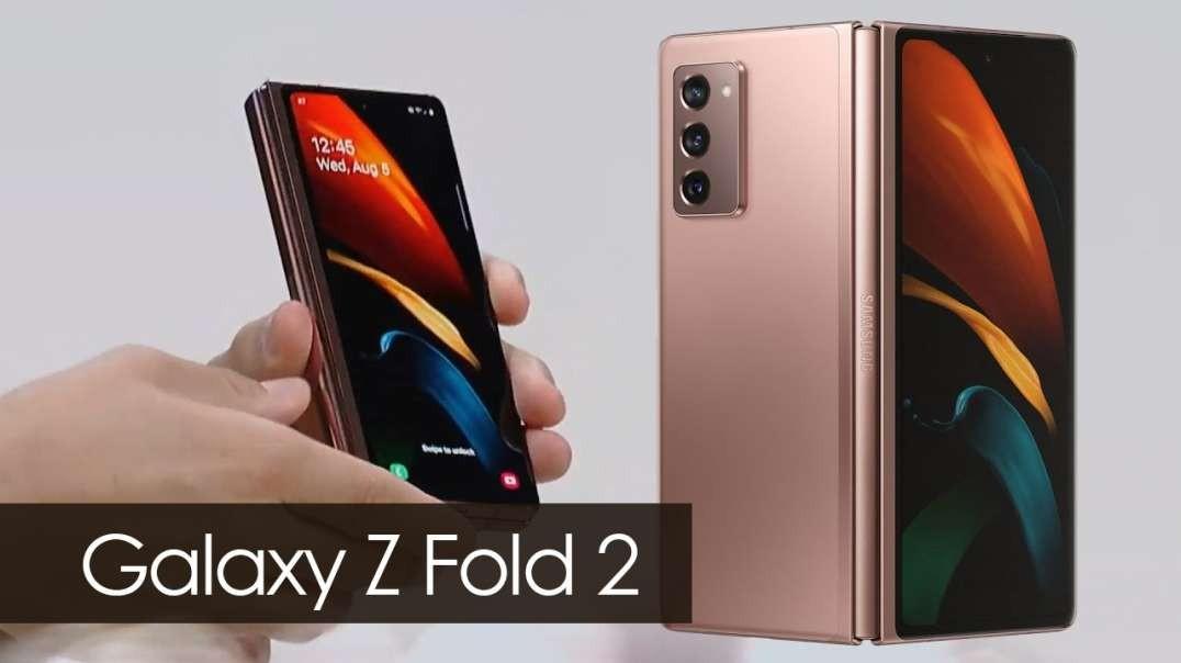 Galaxy Z Fold | Samsung
