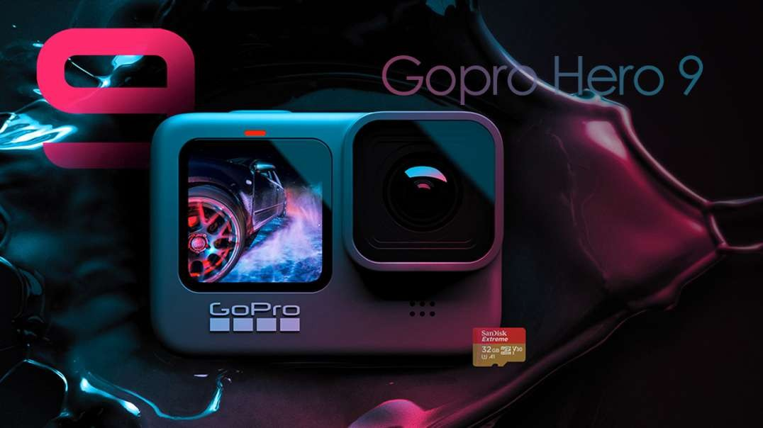 GoPro: Introducing HERO9 Black — More Everything
