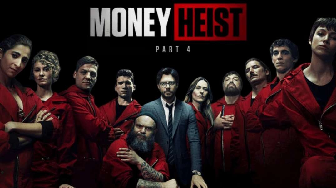 La Casa De Papel |Money Heist