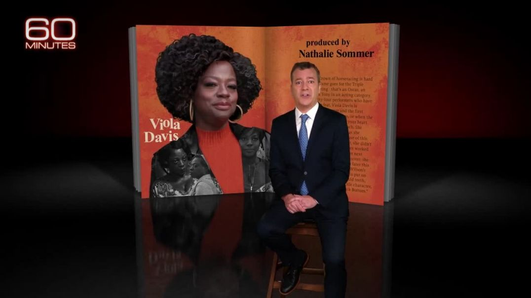 Viola Davis_ The 60 Minutes Interview