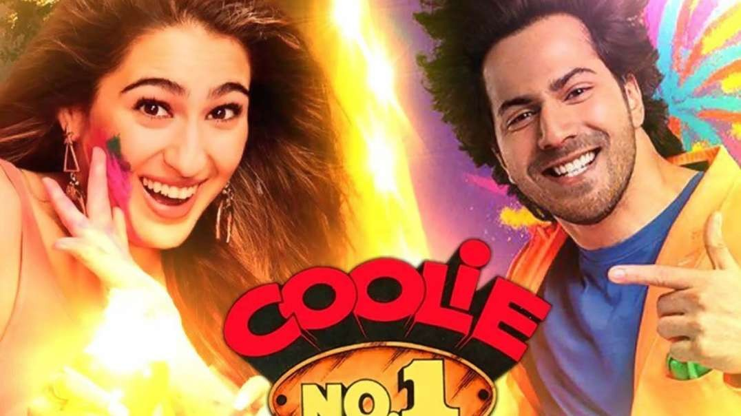 Coolie No. 1 - Official Trailer