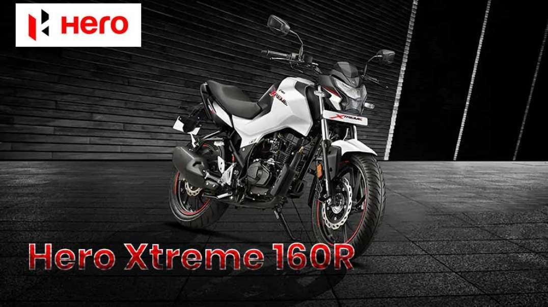 Hero-Xtreme 160R