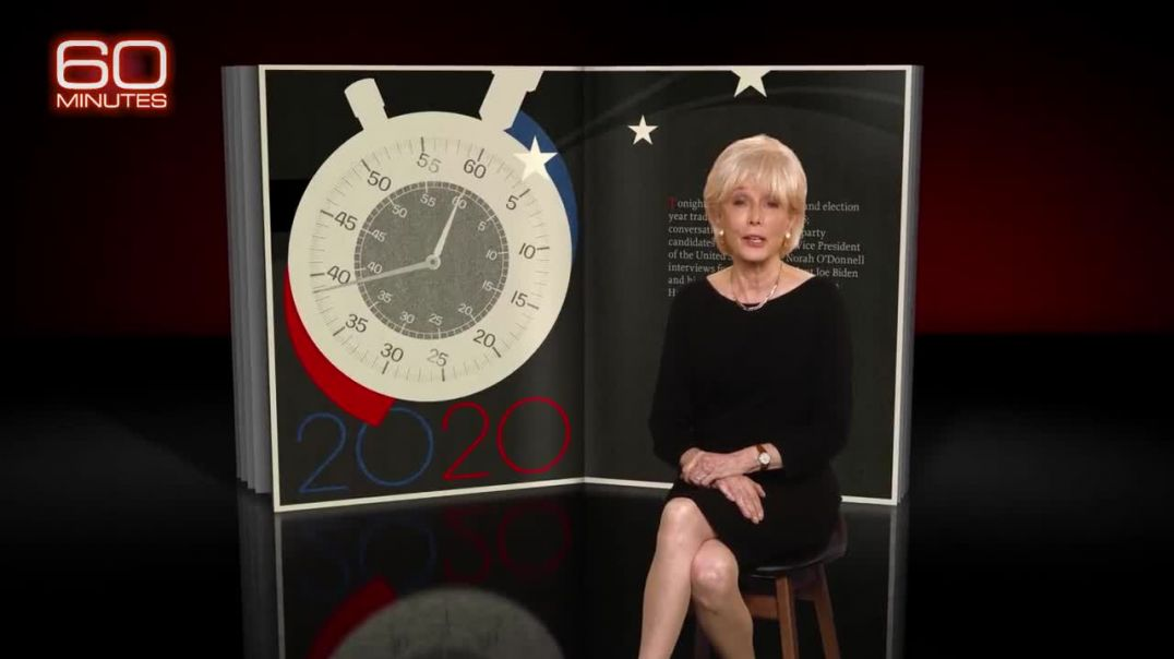 Donald Trump The 60 Minutes 2020 Election Interview