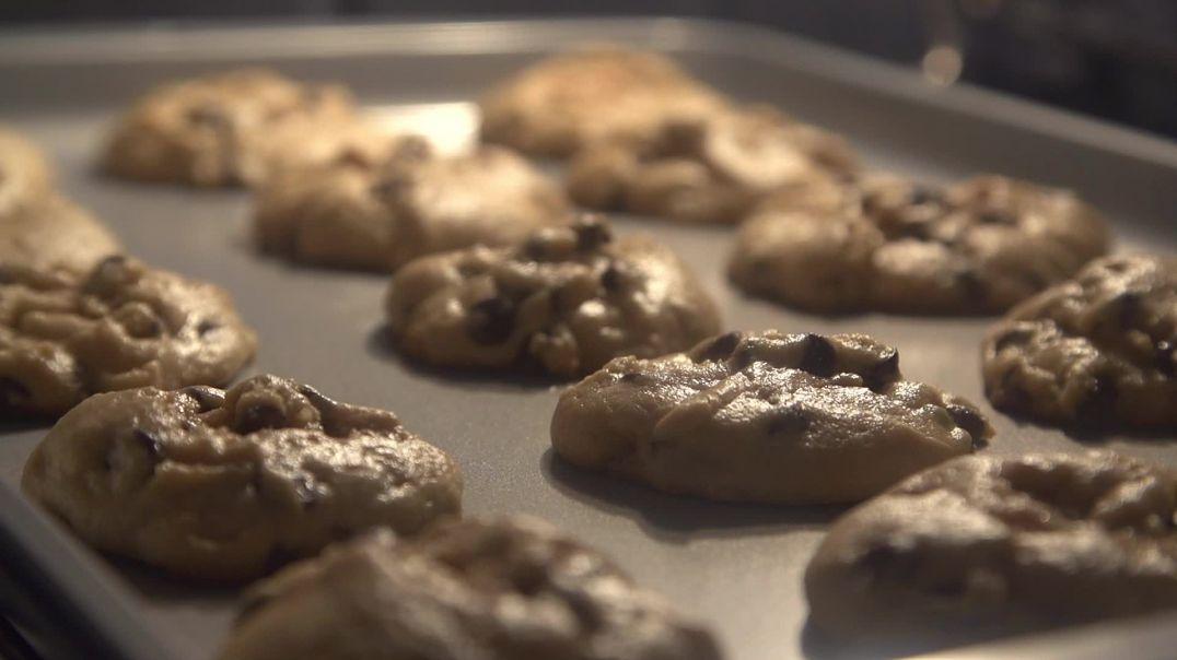 Baking Cookies Videvo